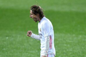 Luka Modric, Real Madrid