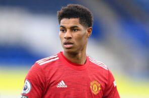 Marcus Rashford - Man United