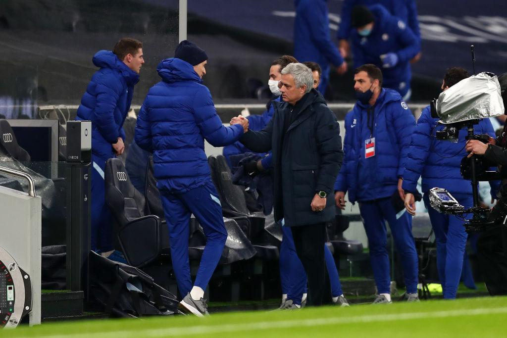 Thomas Tuchel, Jose Mourinho, Chelsea