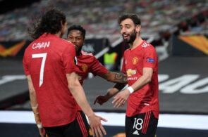 Bruno Fernandes & Edinson Cavani - Manchester United