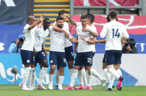Crystal Palace 0-2 Manchester City - Premier League Player Ratings