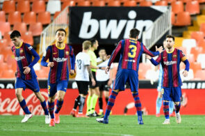 Valencia CF vs FC Barcelona - La Liga