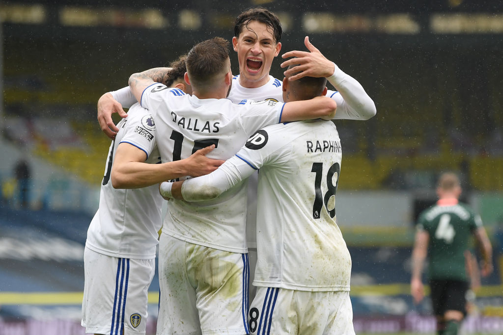 Leeds United 3-1 Tottenham - Premier League Player Ratings