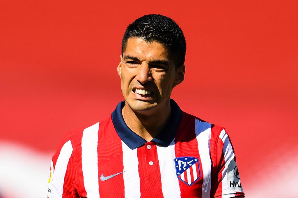Luis Suarez - Atletico Madrid