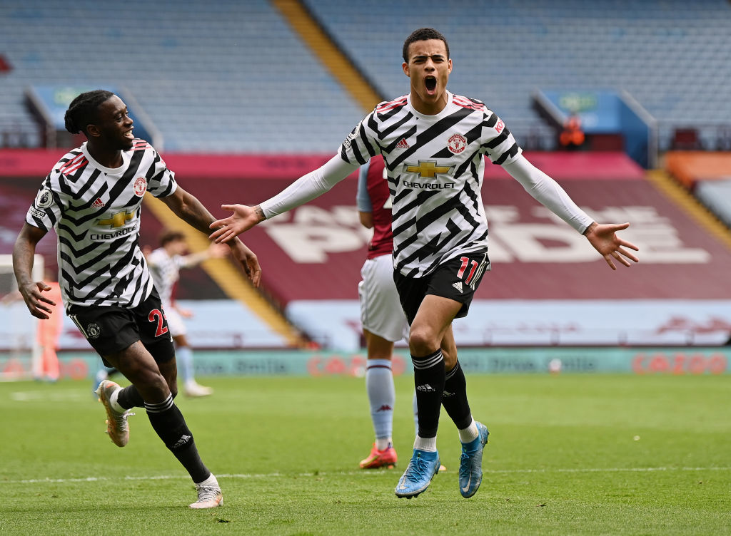 Aston Villa Man United - Premier League