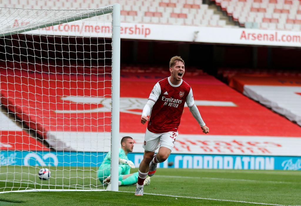 Emile Smith Rowe, Arsenal