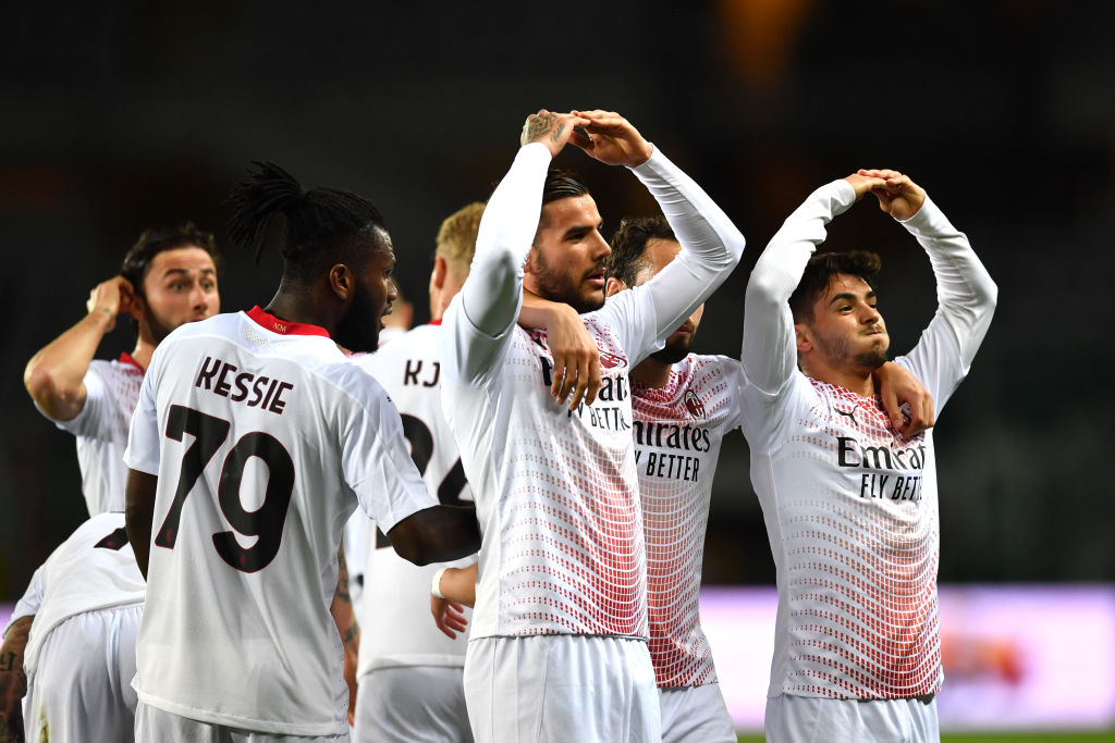 AC Milan vs Torino - Serie A