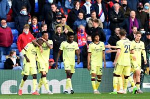 Crystal palace vs Arsenal - Premier League
