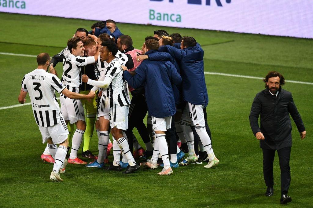 Atalanta vs Juventus - Coppa Italia final