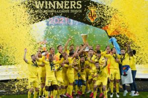 Villarreal win the Europa League after beating Man United