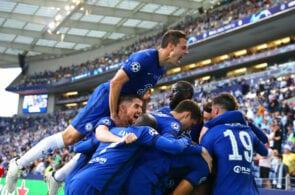 Chelsea - Champions League final