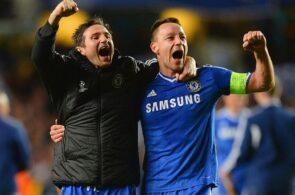 Frank Lampard, John Terry, Chelsea