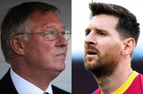 Sir Alex Ferguson, Lionel Messi