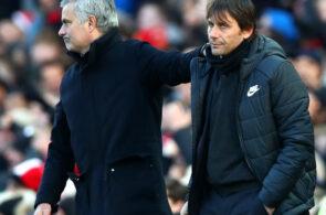 Conte, Mourinho