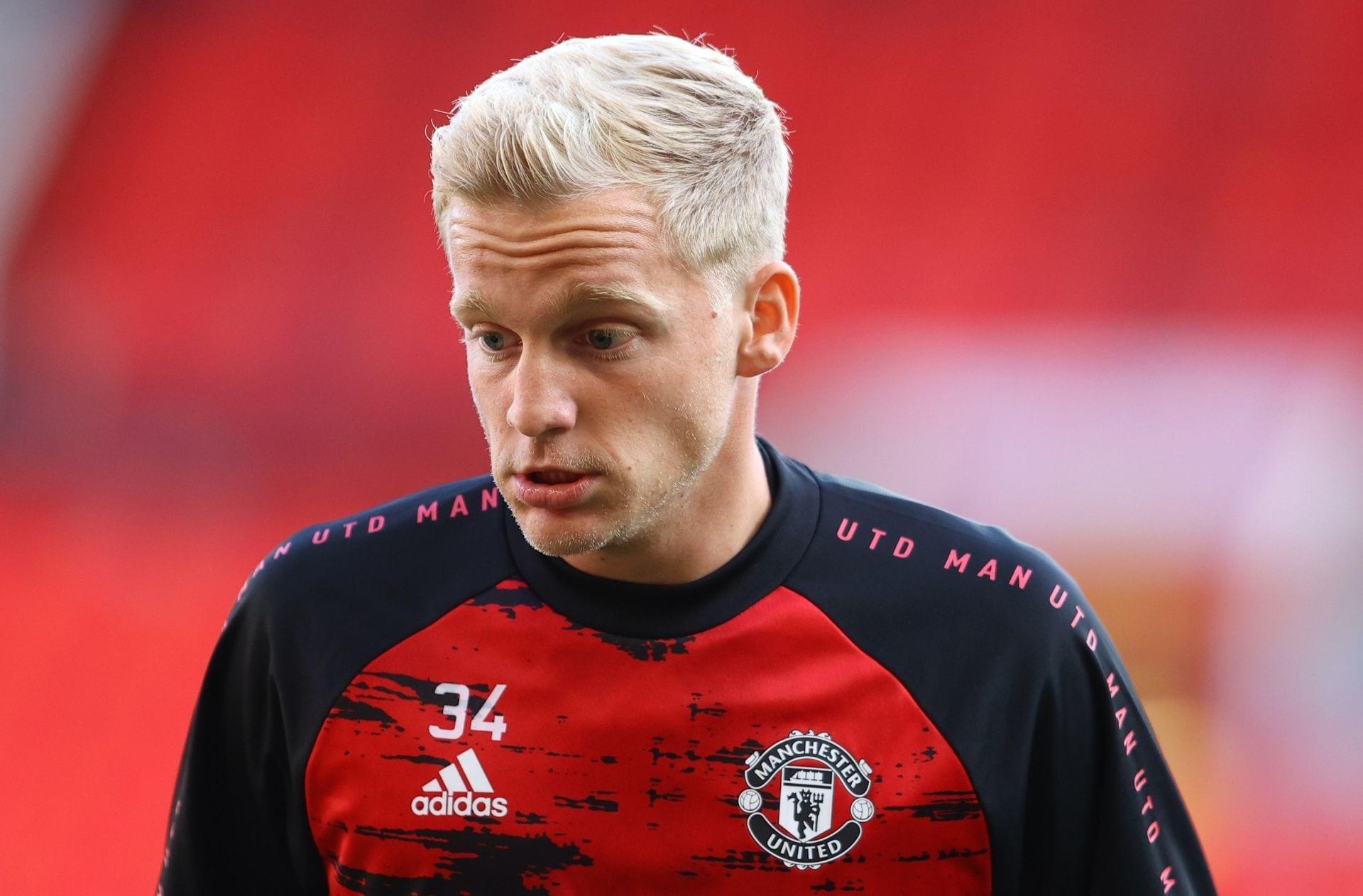 Donny van de Beek - Man Utd
