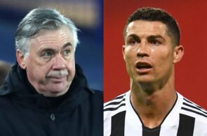 Ancelotti - Real Madrid, Ronaldo - Juventus