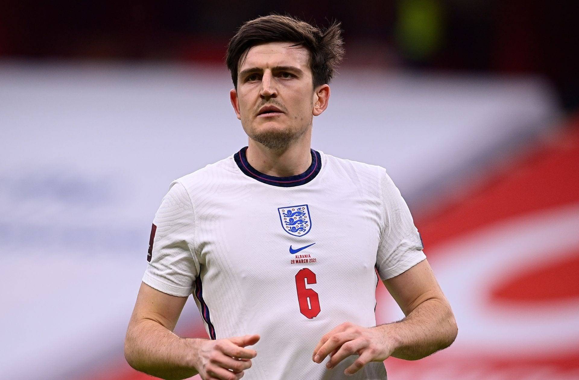 Harry Maguire - England