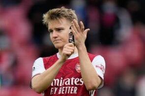 Martin Odegaard - Arsenal