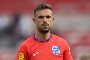 Jordan Henderson - England