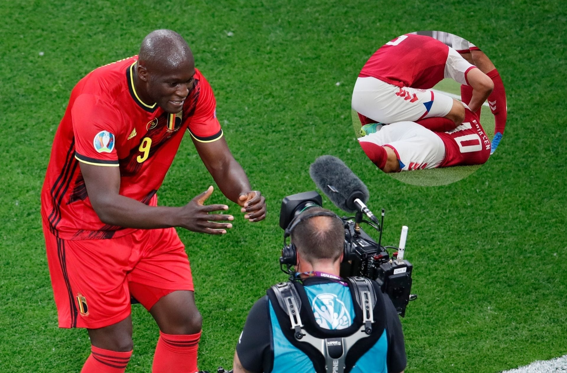 Romelu Lukaku - Belgium