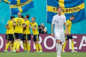 Sweden vs Slovakia - Euro 2020