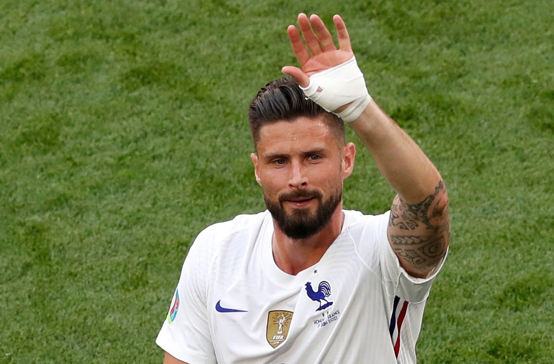 Olivier Giroud - France
