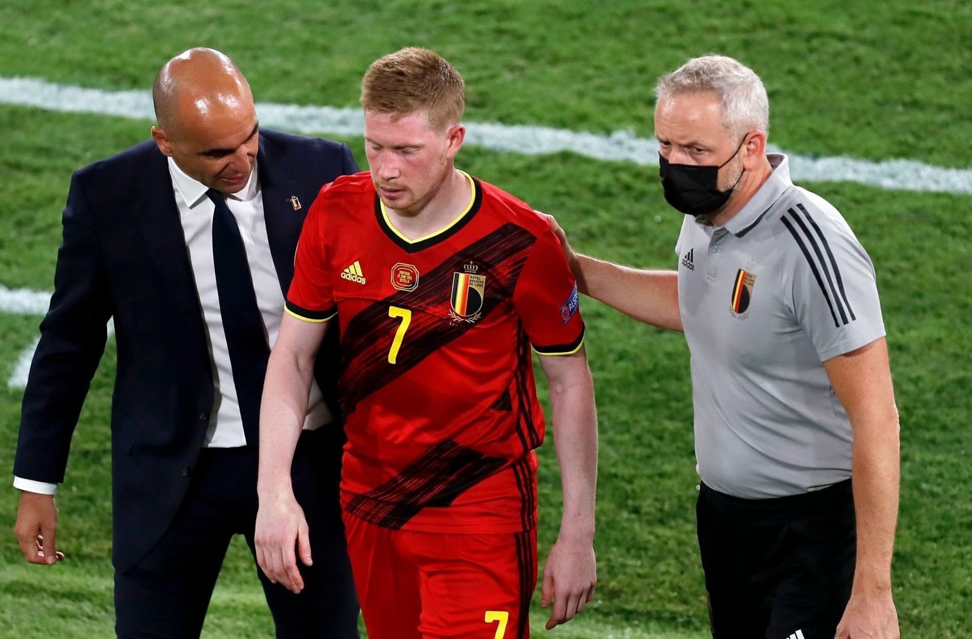Kevin De Bruyne - Belgium vs Portugal - Euro 2020: Round of 16