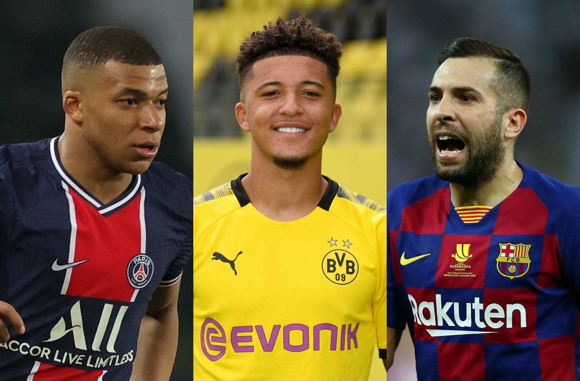 Sunday's transfer rumors - Dortmund find a Sancho replacement