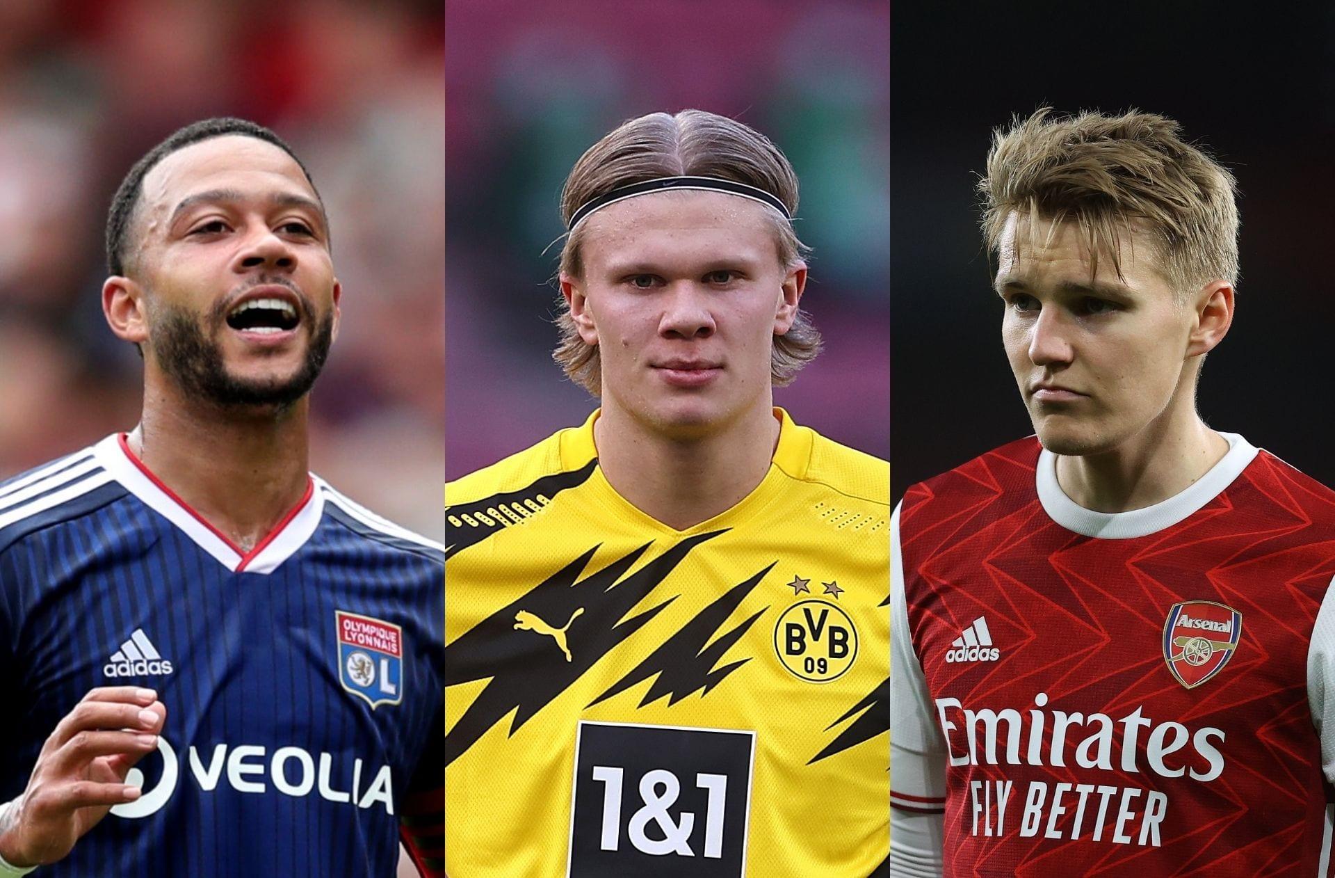 Monday's transfer rumors - Dortmund name their price for Haaland