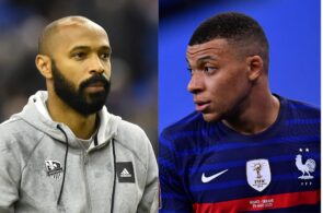 Thierry Henry, Kylian Mbappe, France