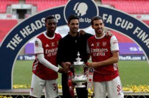 Mikel Arteta, Dani Ceballos, Arsenal