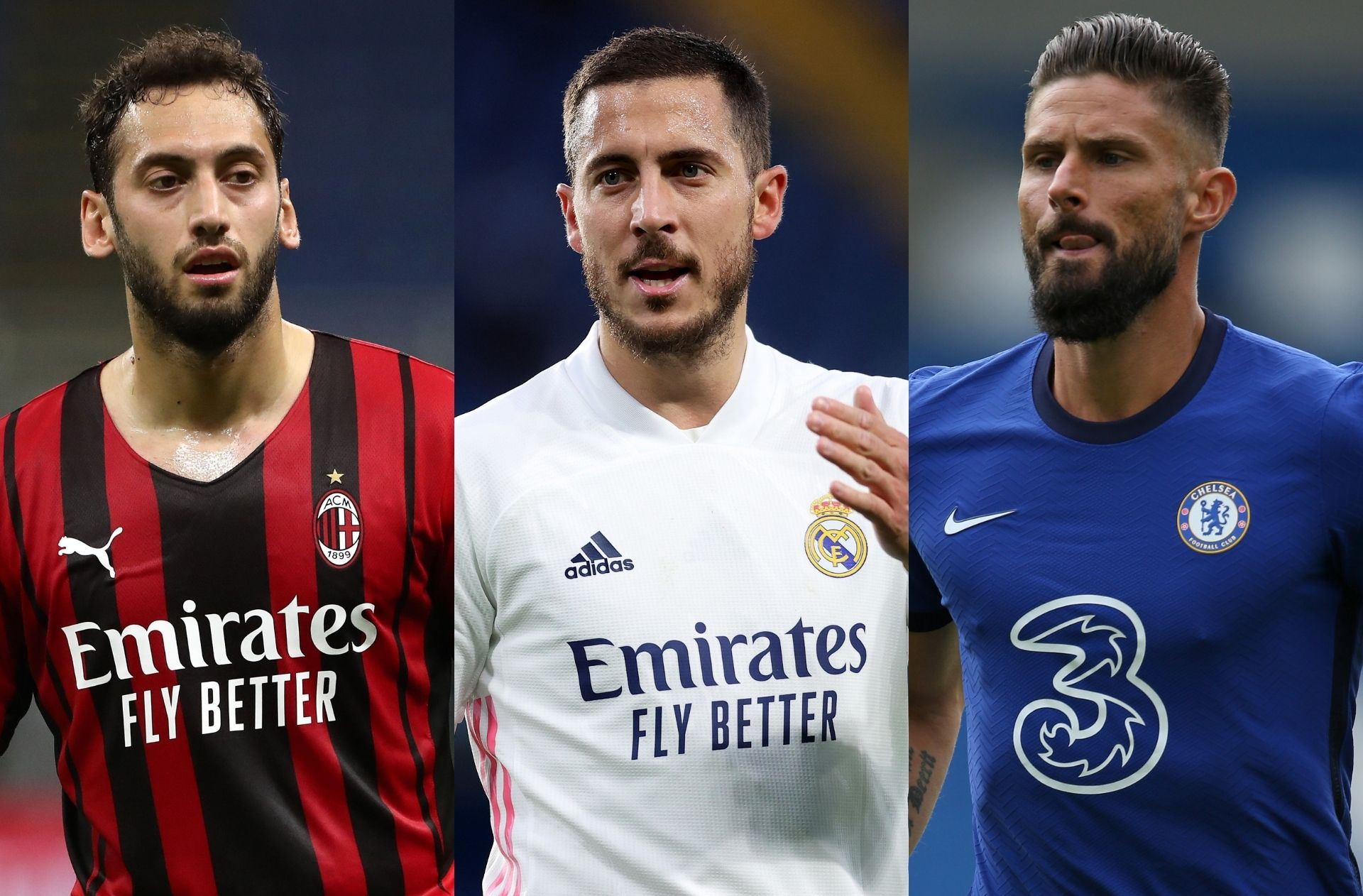 Tuesday's transfer rumors - AC Milan eye deals for 2 Chelsea players