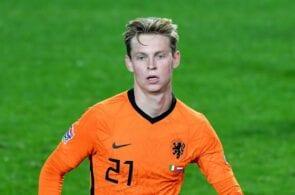 Frenkie de Jong - Netherlands