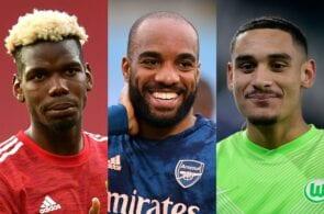 Saturday's transfer rumors - Arsenal eye €40m Lacazette replacement