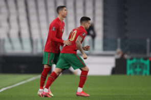Cristiano Ronaldo, Joao Cancelo, Portugal
