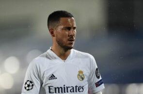 Eden Hazard, Real Madrid