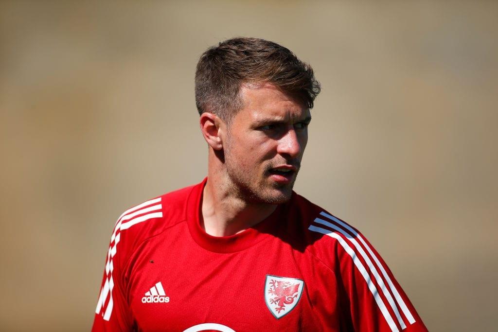 Aaron Ramsey - Wales