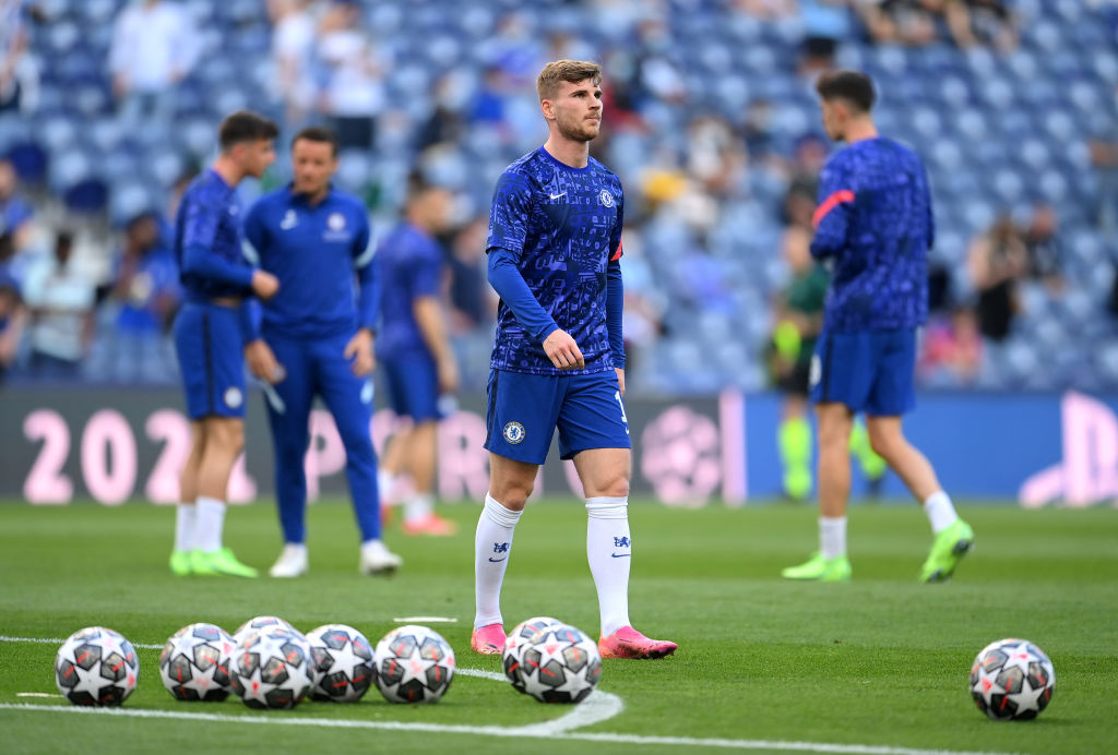 Timo Werner, Chelsea