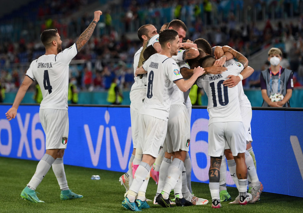 Italy 3-0 Turkey: Euro 2020 Player Ratings