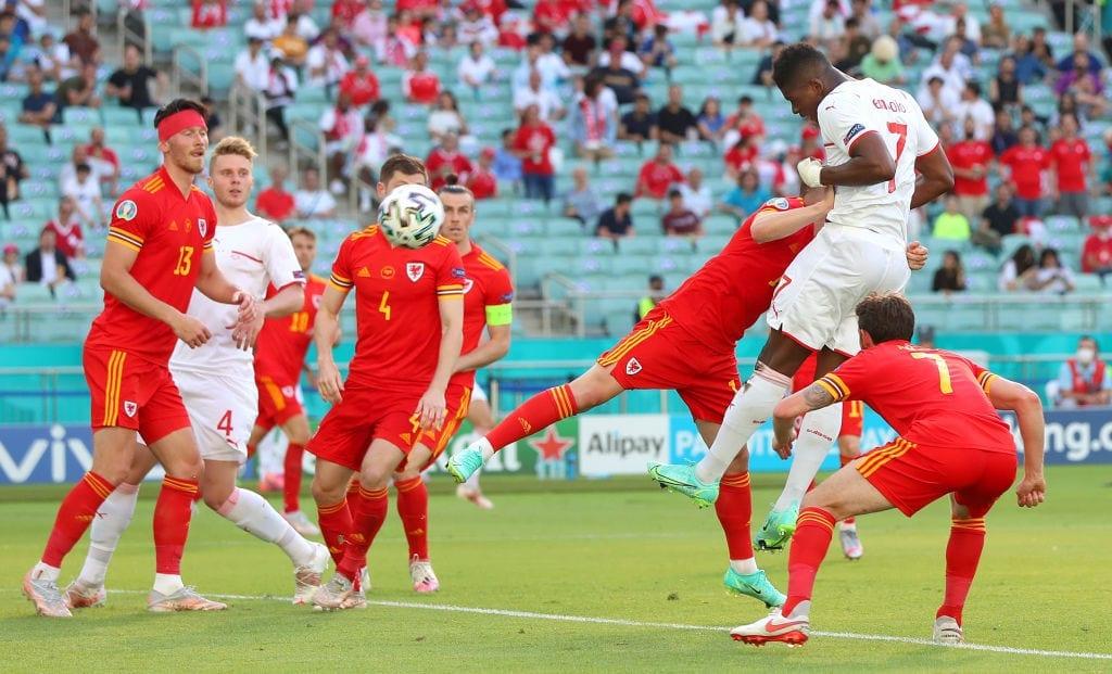 Wales vs Switzerland - Euro 2020