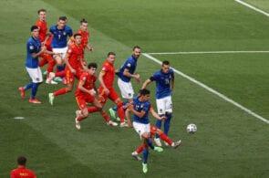 Italy v Wales - Euro 2020