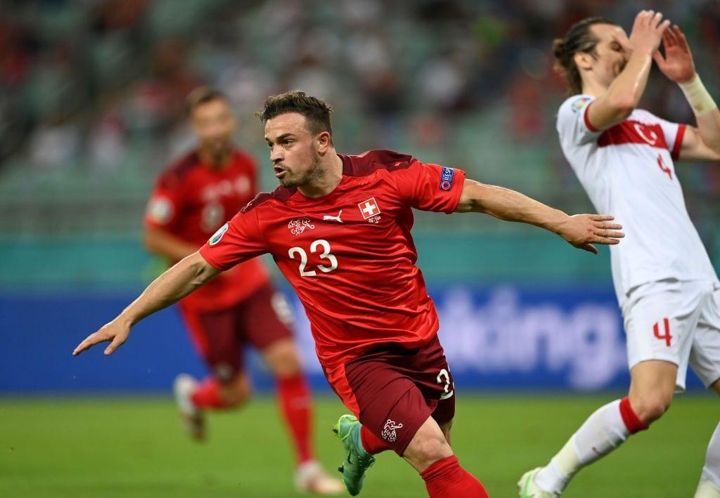 Switzerland v Turkey - Euro 2020