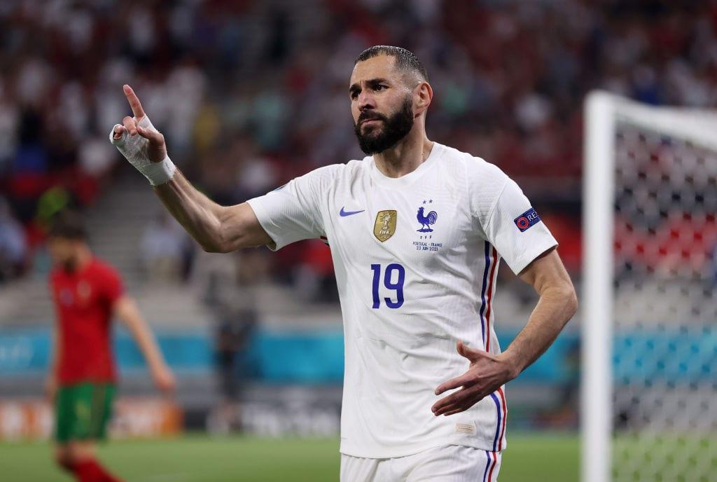 Karim Benzema - France
