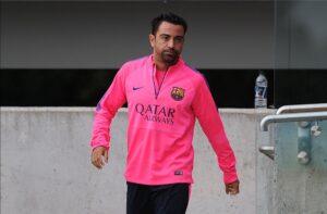 Xavi Hernandez, FC Barcelona