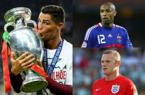 The 10 best strikers in European Championship history ranked