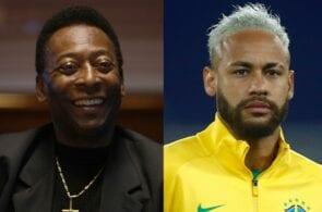 Pele, Neymar, Brazil