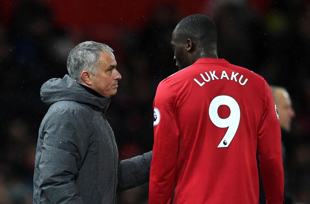 Jose Mourinho, Romelu Lukaku