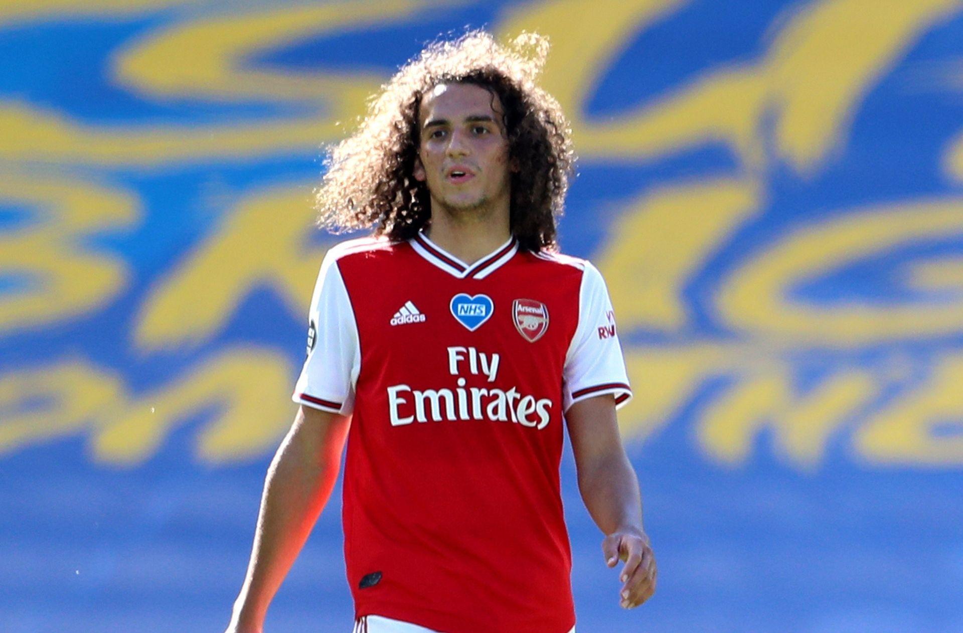 Matteo Guendouzi - Arsenal