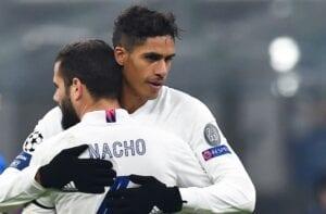 Nacho Fernandez - Real Madrid