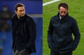 Frank Lampard, Gareth Southgate